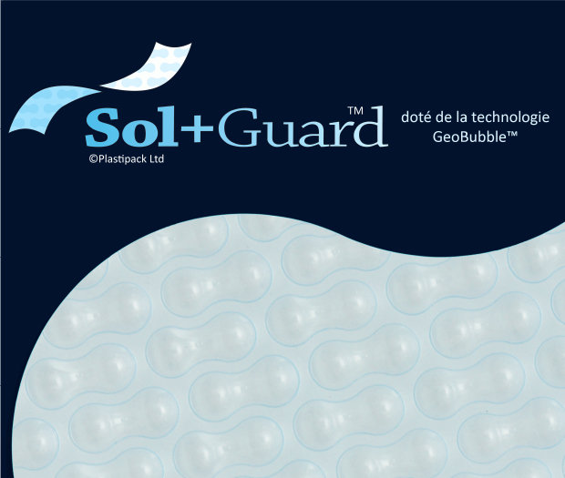 brochure de couverture de piscine sol+guard