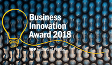 Plastipack wins Institute of Physics Business Innovation Award