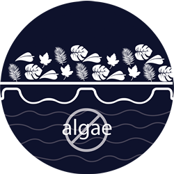 Debris and Algae Prevention Icon