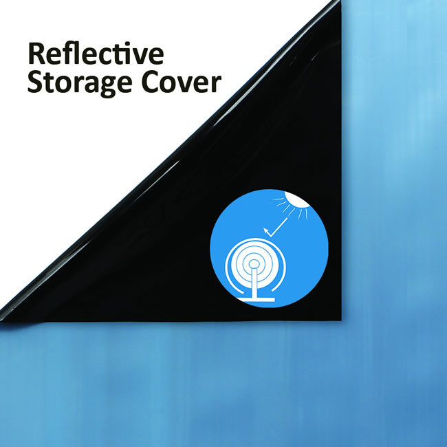 Reflective Storage Cover