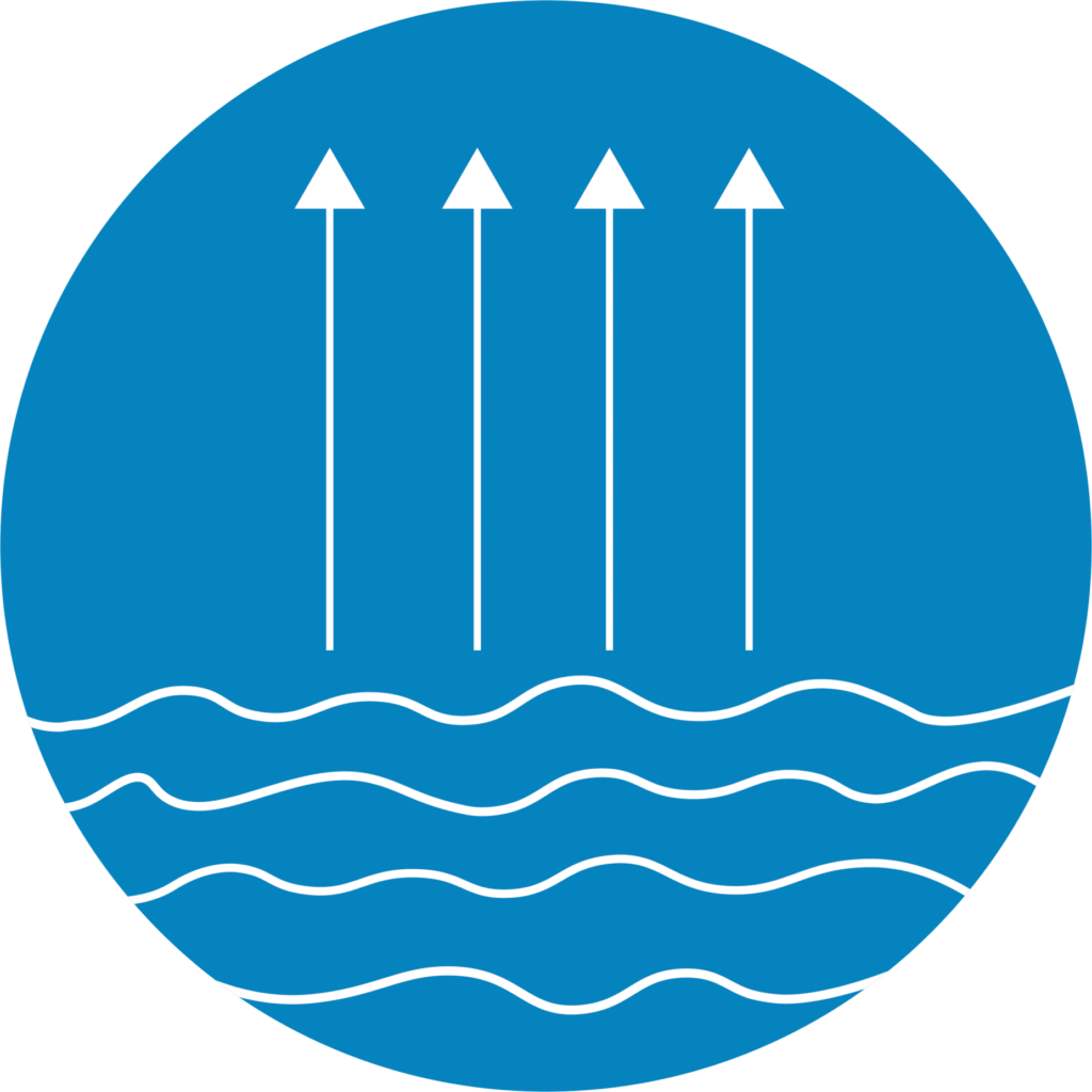 evaporation control icon