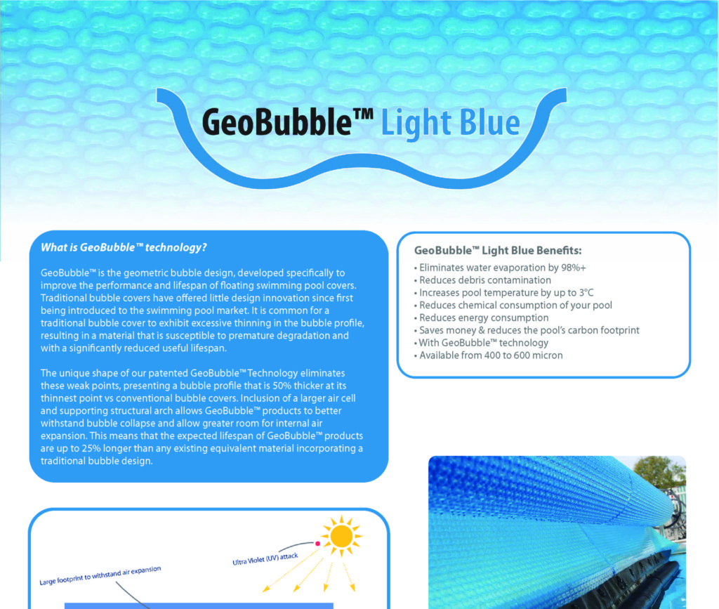 light blue geobubble case study call to action