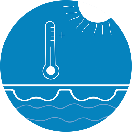 temperature increase icon