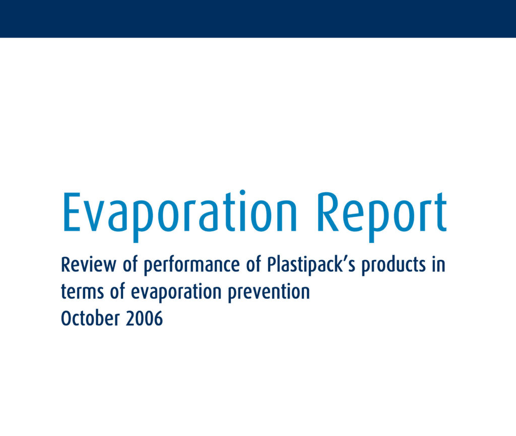 evaporation report call to action